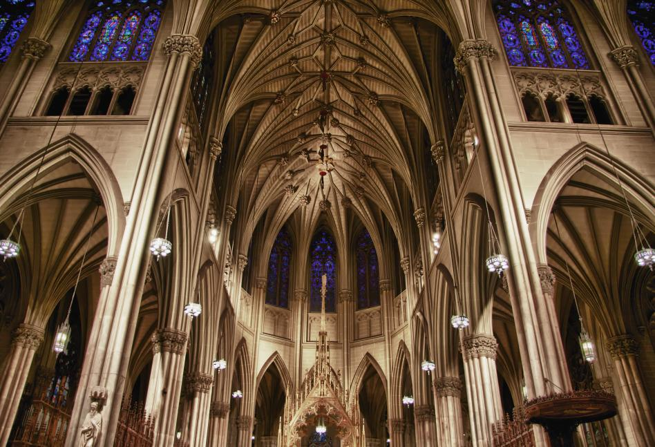 St. Patrick's Cathedral | © Leon Fishman/Flickr