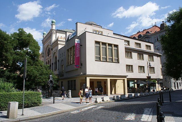 The Jewish Museum | ©Feťour / Wikimedia Commons