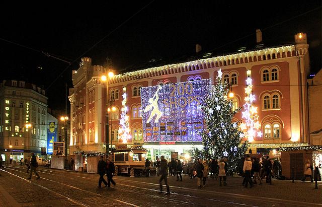 Palladium Shopping Center / ©Karelj / Wikimedia Commons