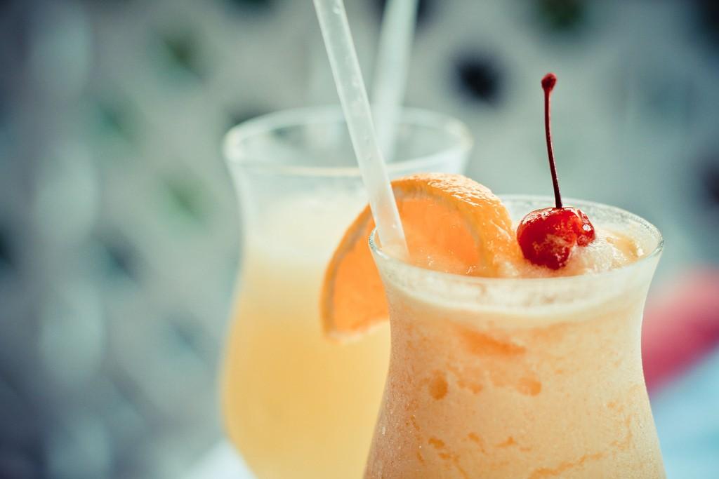 Tropical Refreshments | © Jeremy Crantek/Flickr
