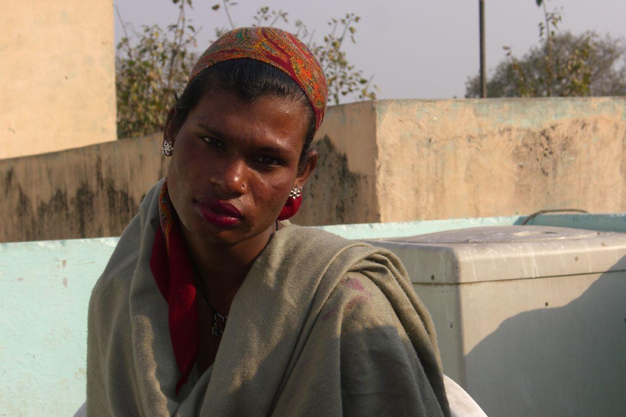 Indian hijra | © Whitney Lauren/Flickr