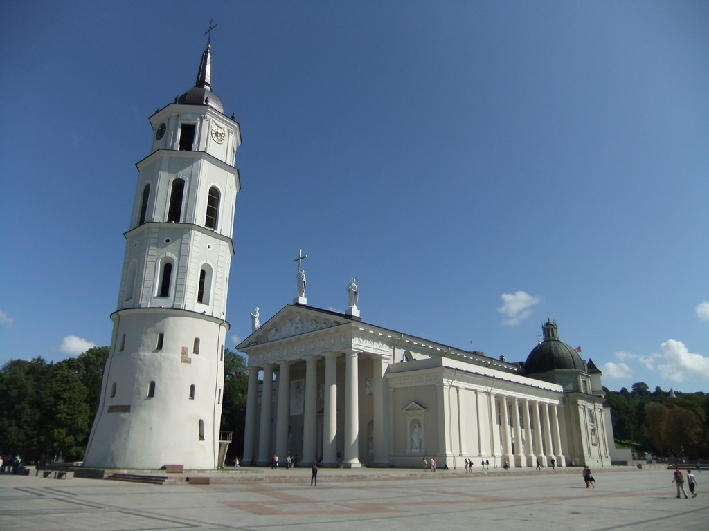 Vilnius Cathedral | © Peter Collins/Flickr