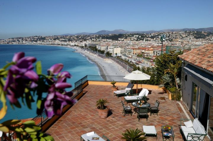 Hotel La Pérouse in Nice is a perfect boutique choice | © Escapio/flickr