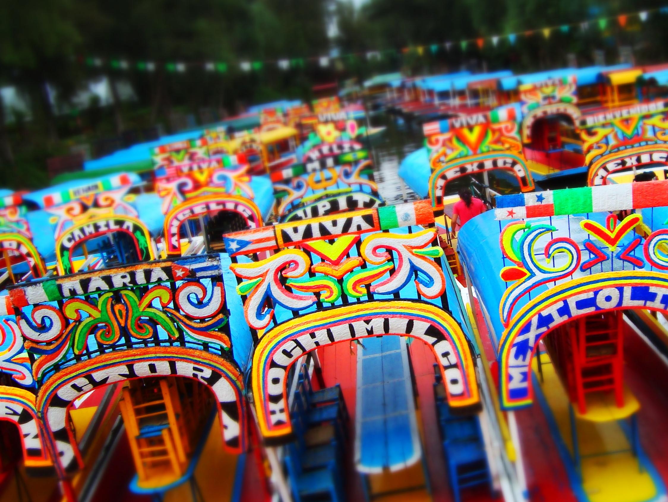 Xochimilco | © Alejandro/Flickr