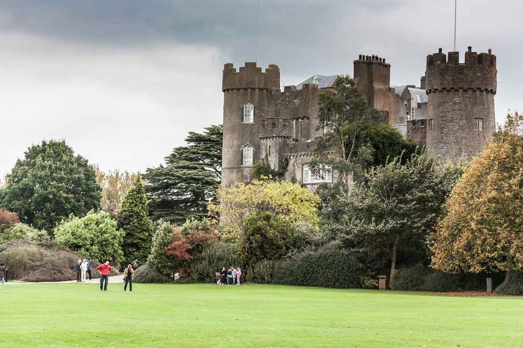 Malahide Castle & Gardens | © William Murphy/Flickr