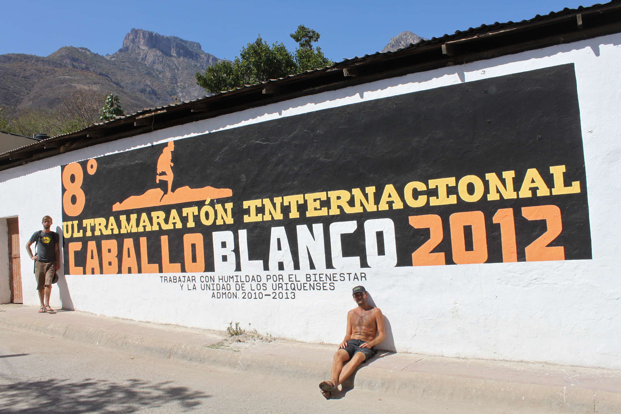 The Caballo Blanco Ultra Marathon is one of the region's best known | © Eli Duke/Flickr