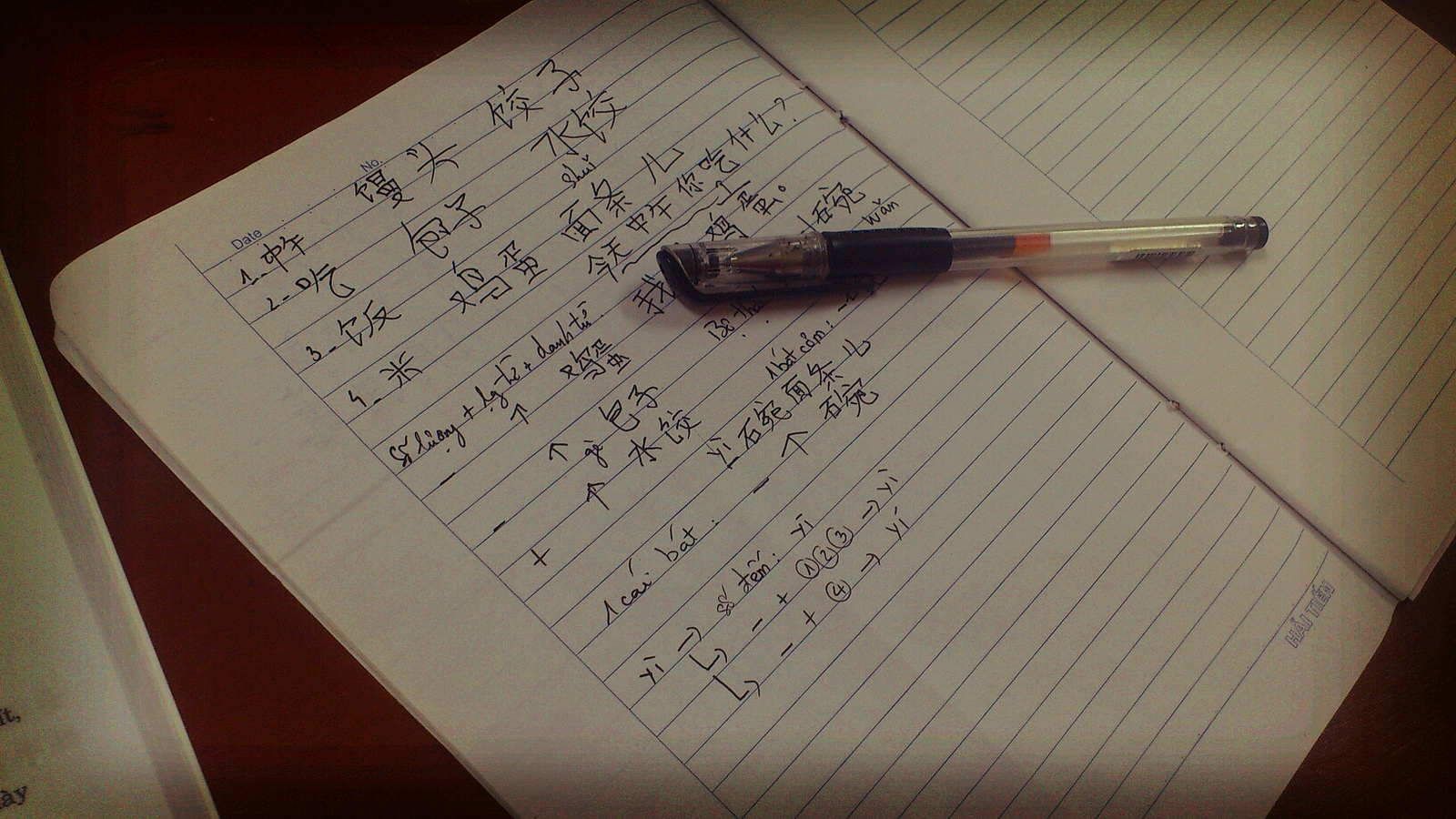 Practicing Chinese | ©Max Vincente/Flickr