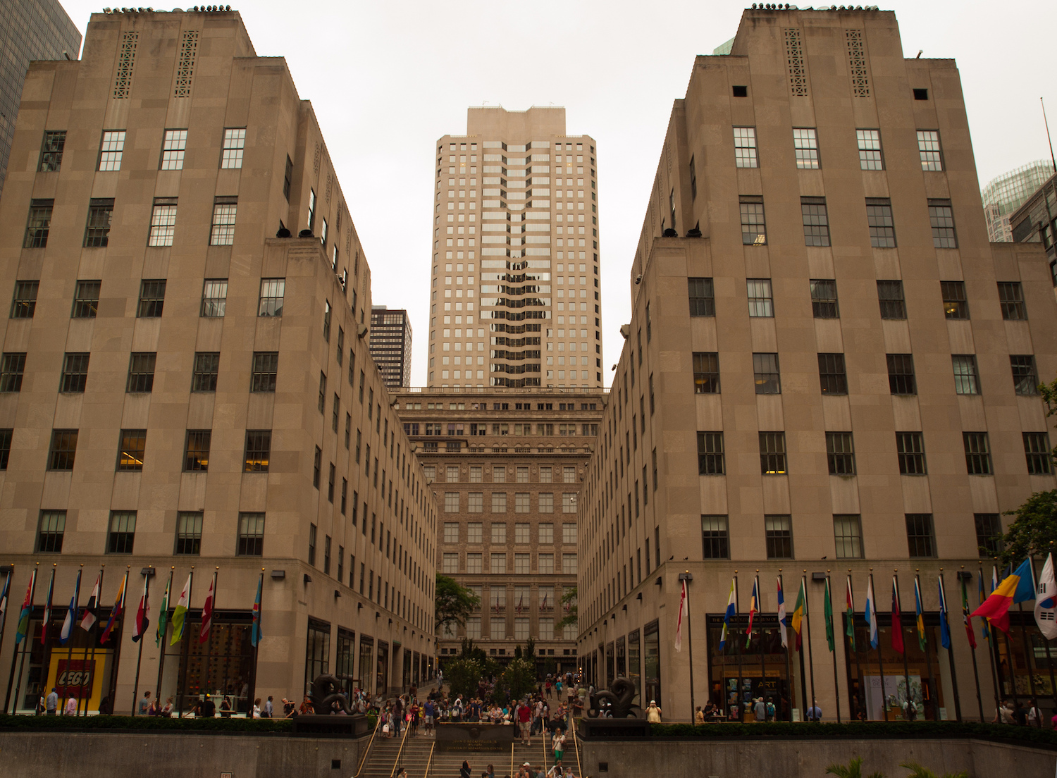 An art deco architecture tour of new york city for Deco new york