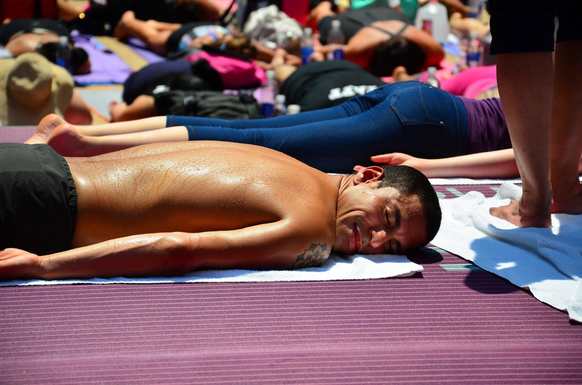 Bikram yoga | © Amanjeev