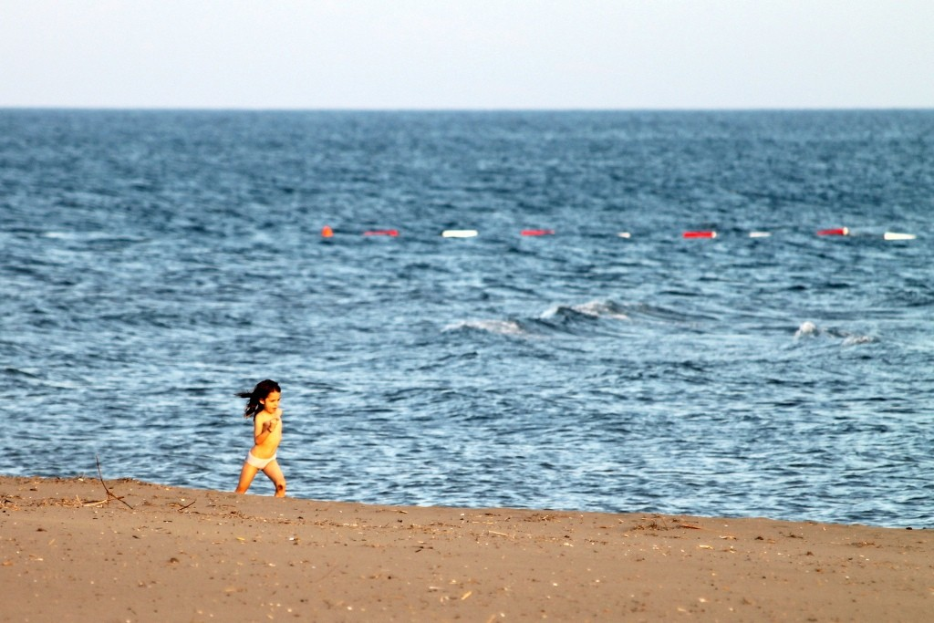 Long beach | © donchili / Flickr
