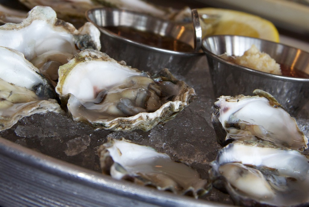Raw Oysters | © Massachusetts Office of Travel and Tourism / Flickr