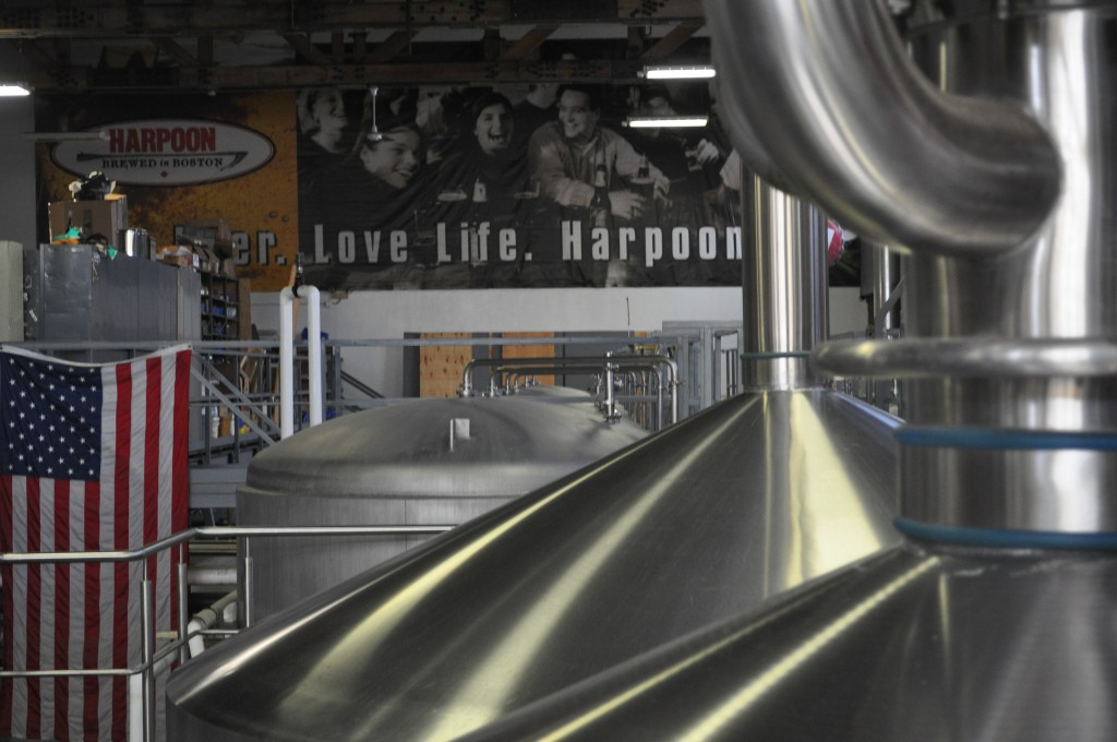 Inside Harpoon | © Dave Levy