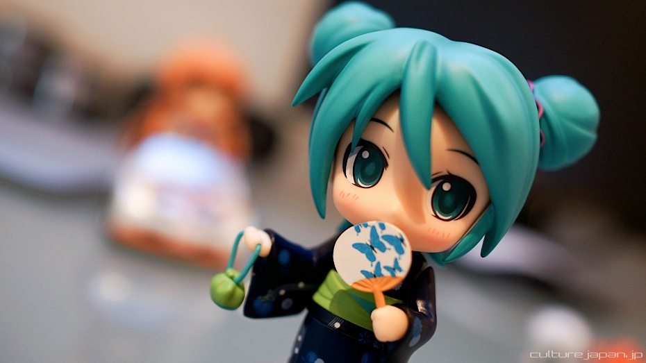 Hatsune Miku, a 'Vocaloid' or musician's virtual singing assistant | © Danny Choo / Flickr