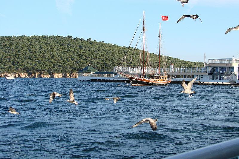 Burgazada is a hidden gem in the Princes Islands | © Barış Tarim/Wikimedia Commons