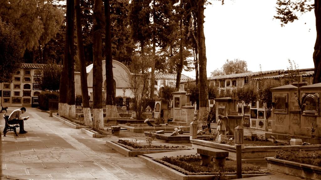 Cementerio General | © Jonathan Hood/Flickr