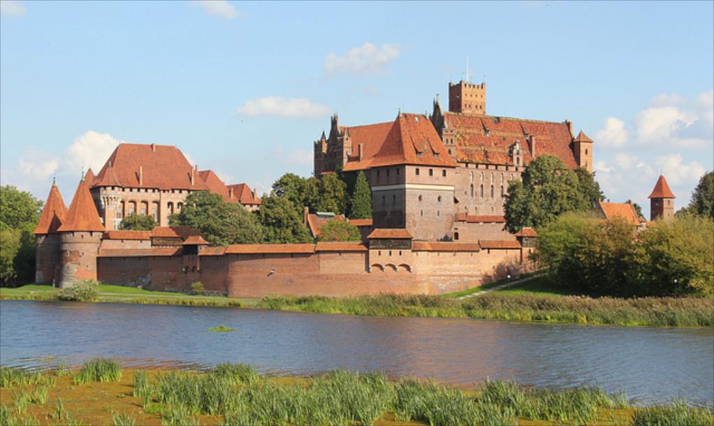 Malbork Castle |© Arian Zwegers / Flickr