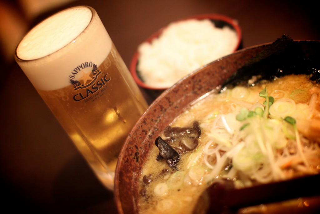 Sapporo Ramen. | © MIKI Yoshihito / Flickr