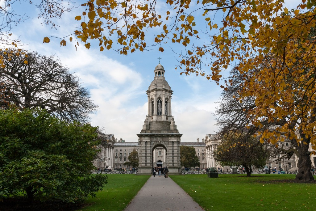 The Campanile of Trinity College | © Nico Kaiser/Flickr