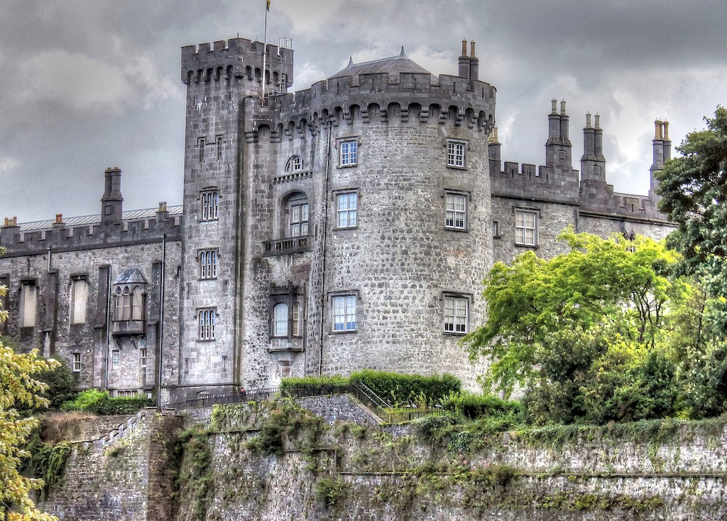 Kilkenny Castle | © psyberartist/Flickr