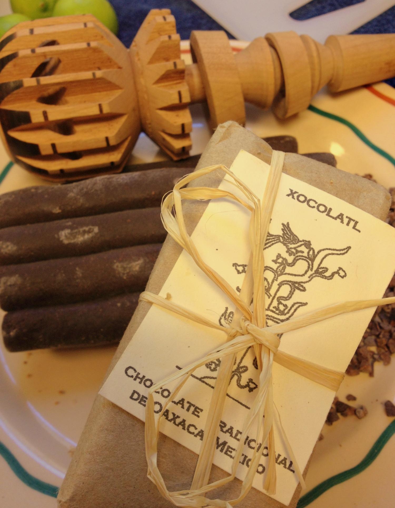 Oaxacan chocolate | © Leslie Seaton/Flickr