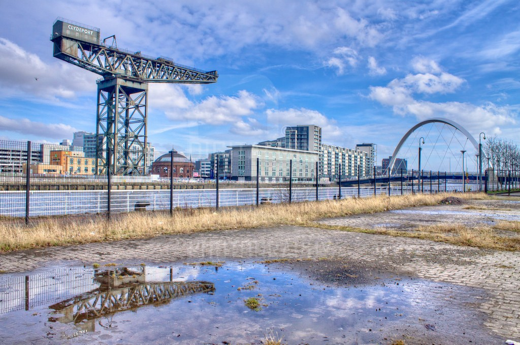 Finnieston Crane | © David Smith/Flickr