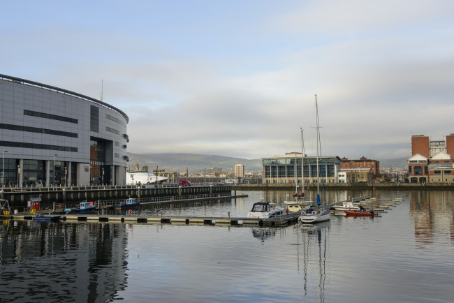 Belfast Harbour | © Son Of Groucho/ Flickr