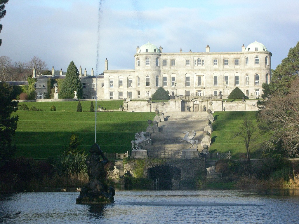 Powerscourt House | © Ben Askins/Flickr