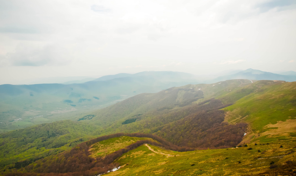 Bieszczady National Park © Kamil Porembinski / Flickr