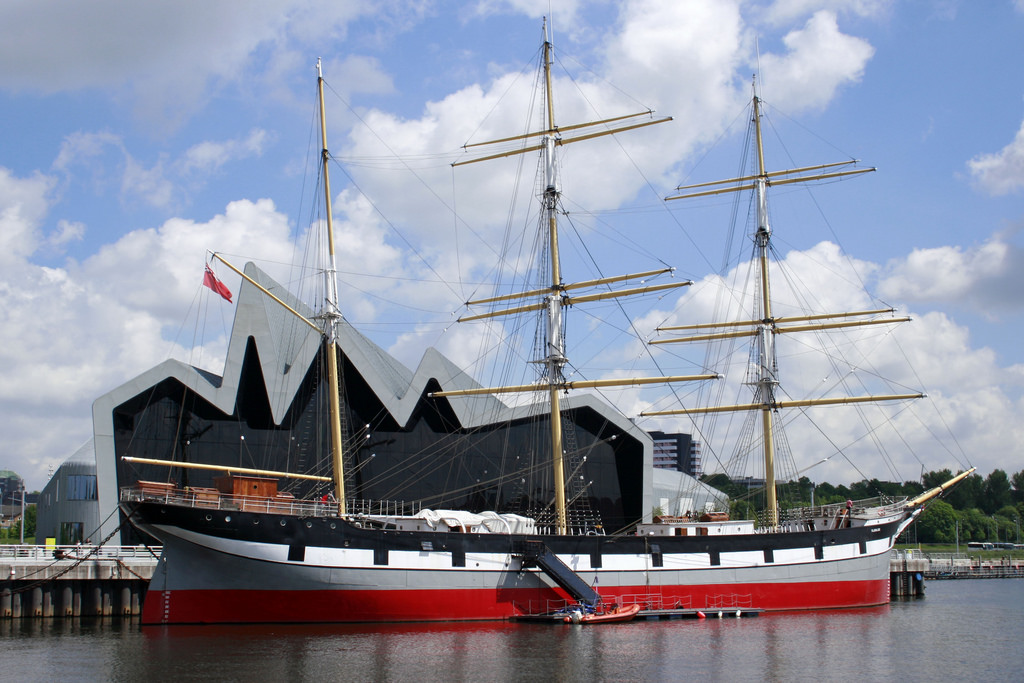 Glenlee and Riverside Museum | © Robert Orr/Flickr