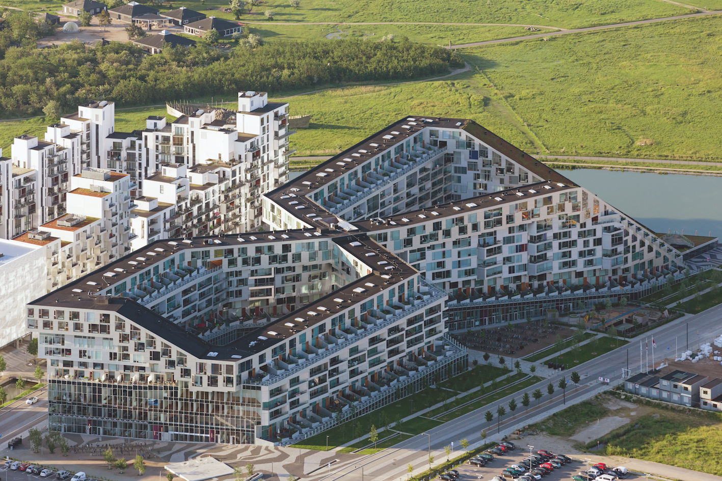 These Cool Apartment Blocks Show How Great Design Can Help