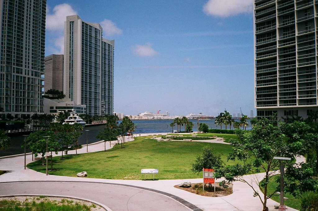 Miami Circle Park | Phillip Pessar/Flickr