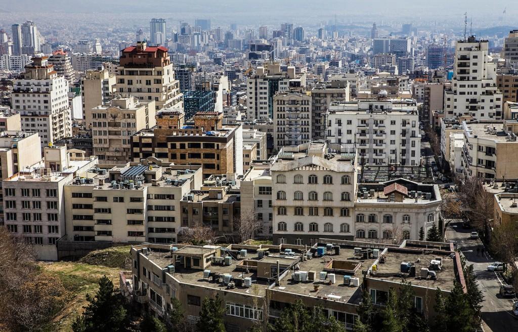 View of Tehran from the north | © Ninara / Flickr