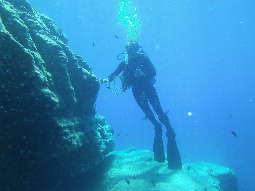 Underwater exploration |© Urikka/Flickr