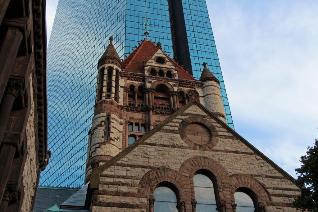 Trinity Church Exterior | © Bill Damon / Flickr