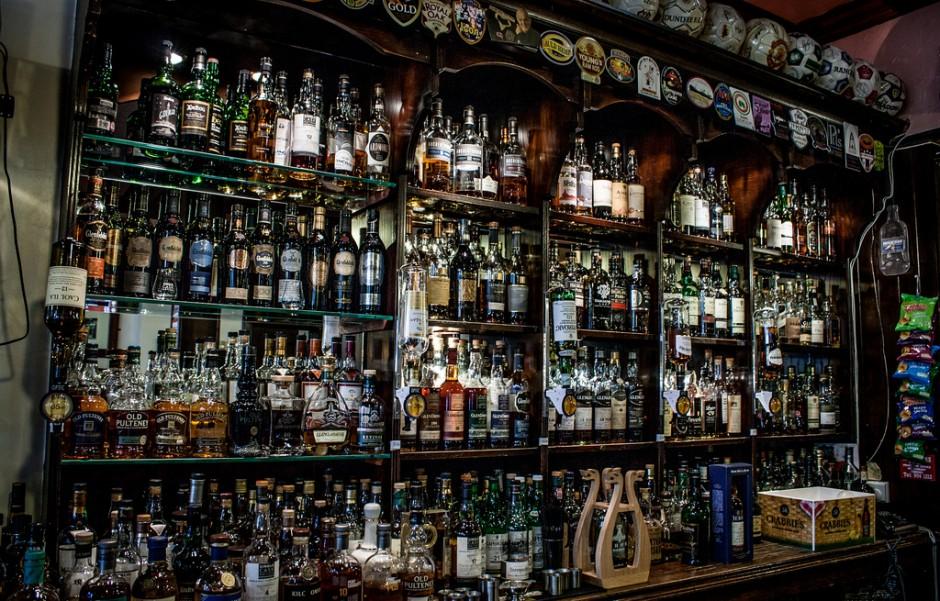 Bon Accord Whisky Selection| © Digital-Designs/Flickr