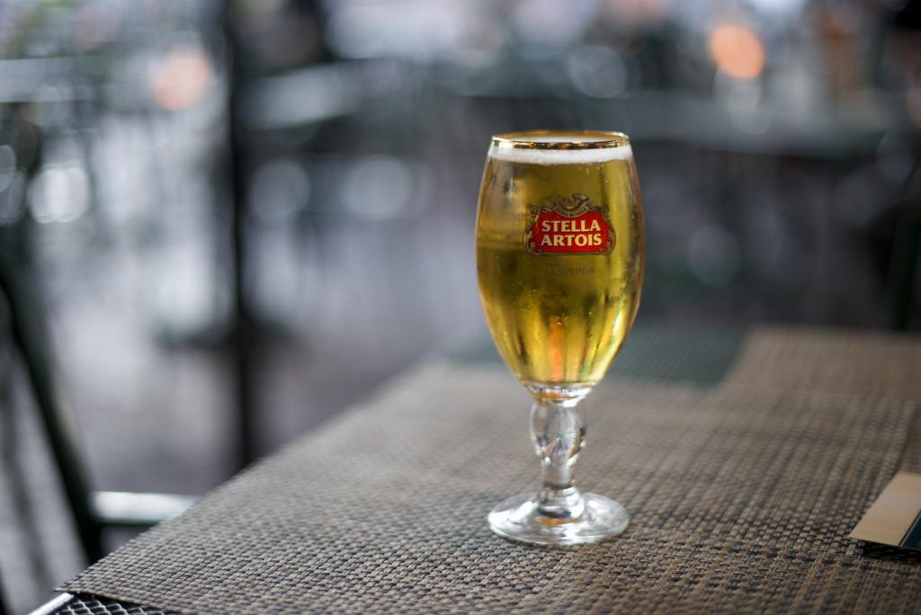 Stella Artois | © Steven Guzzardi/Flickr