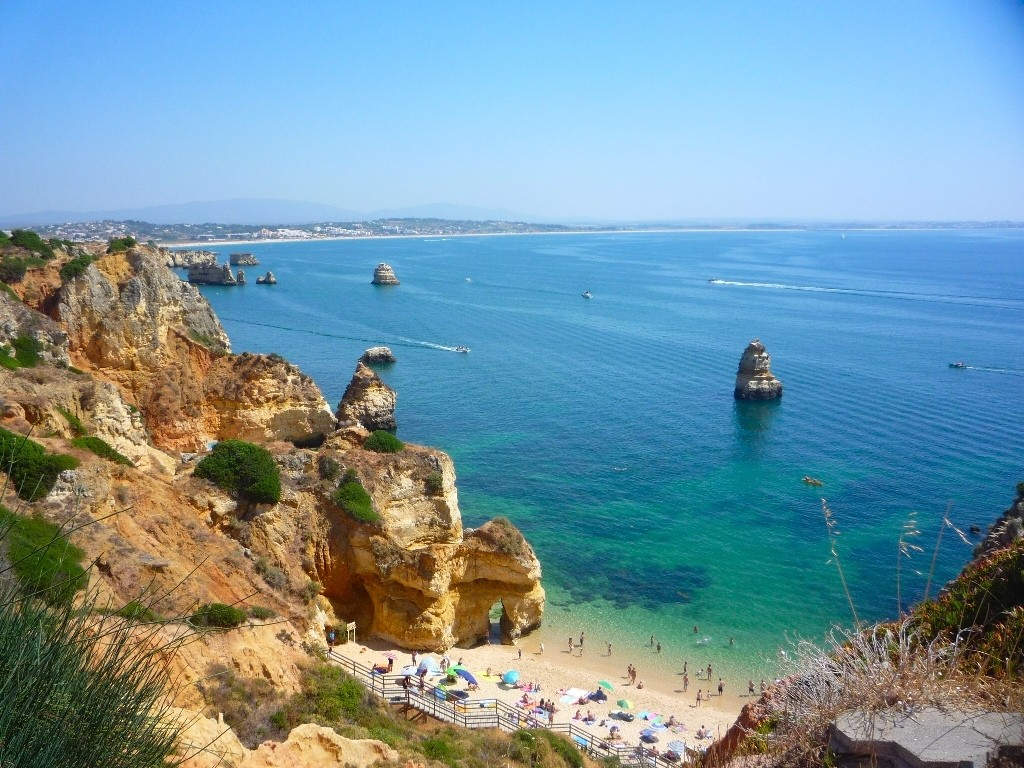 Camilo Beach, the Algarve, Portugal | © Natalia / Flickr