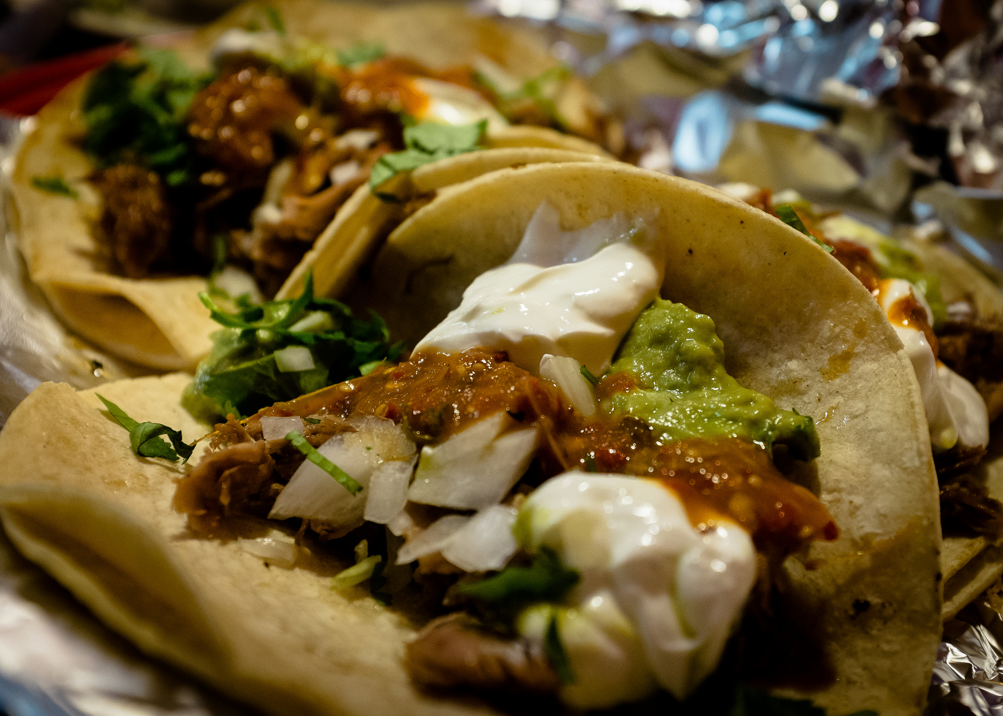 Tacos de carnitas | © rpavich/Flickr