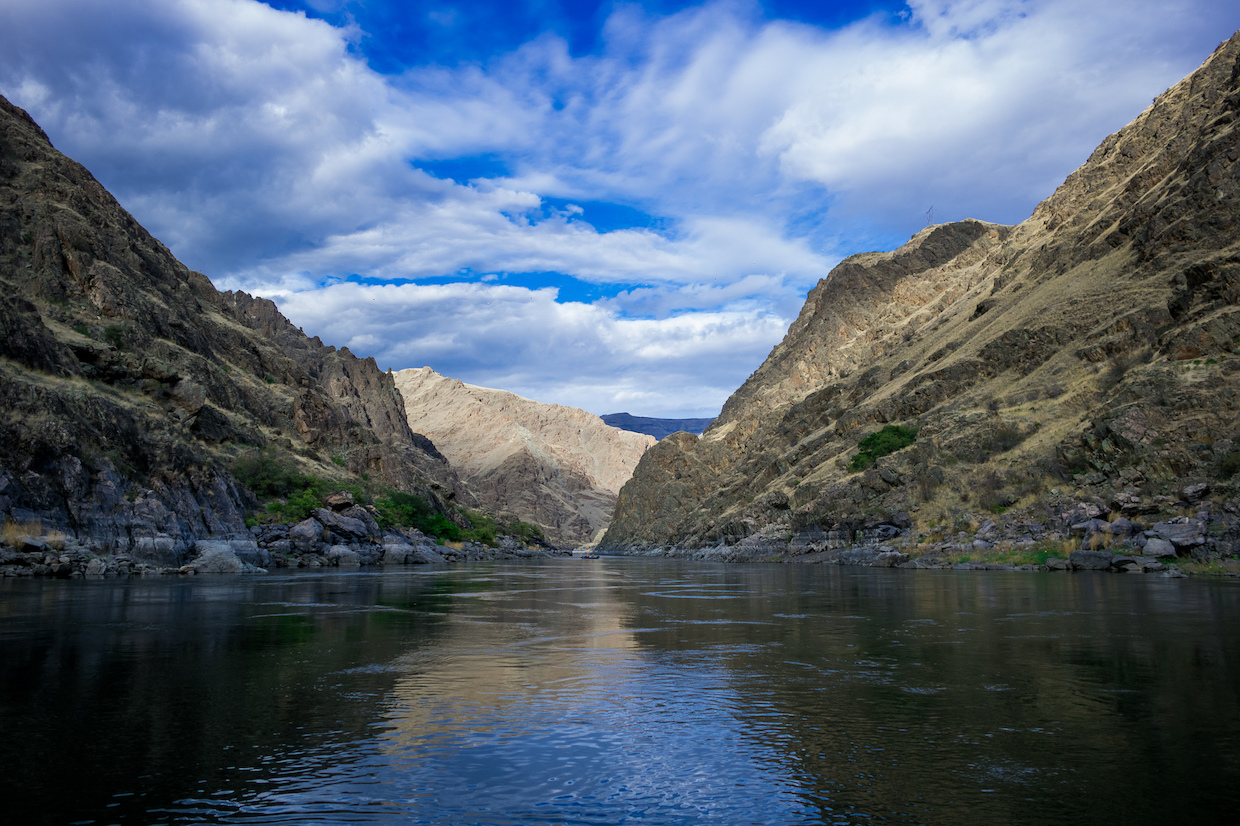 Hells Canyon Hunting & Fishing | © Nan Palmero/Flickr