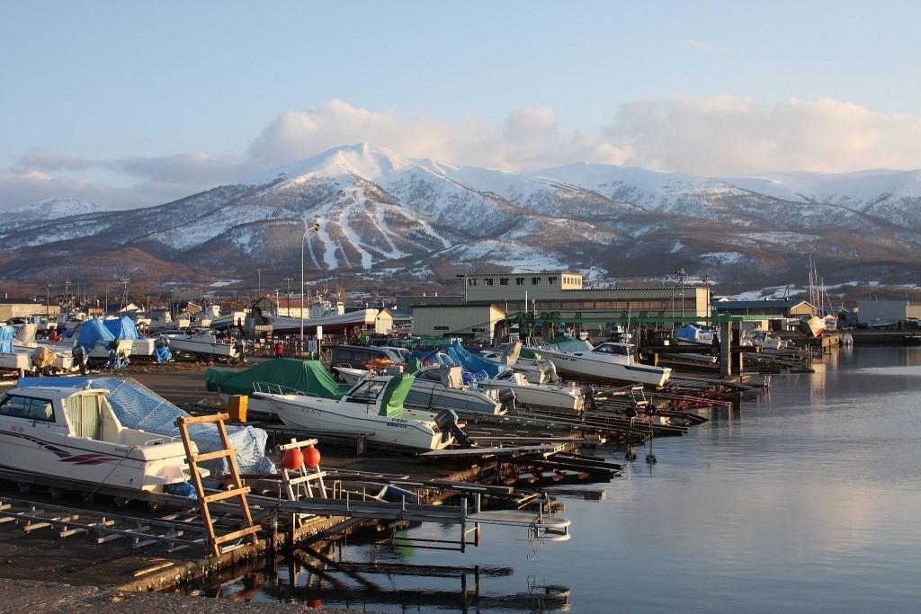 岩内港 Iwanai port | ©柴田拓 / Wikimedia Commons