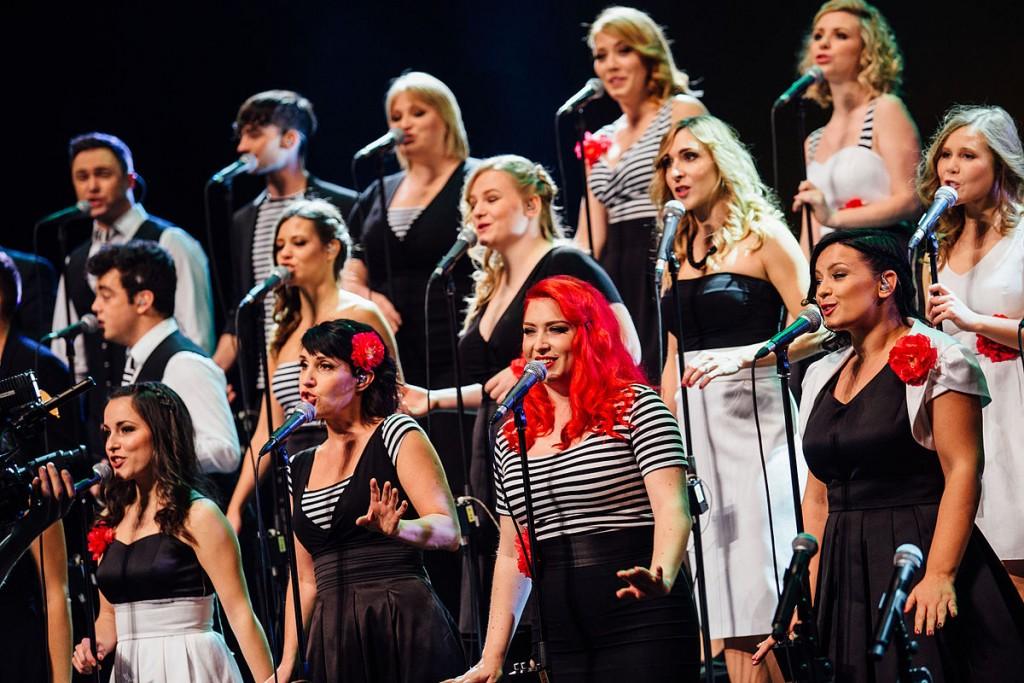 A Cappella music | ©Rok Tržan / Wikipedia