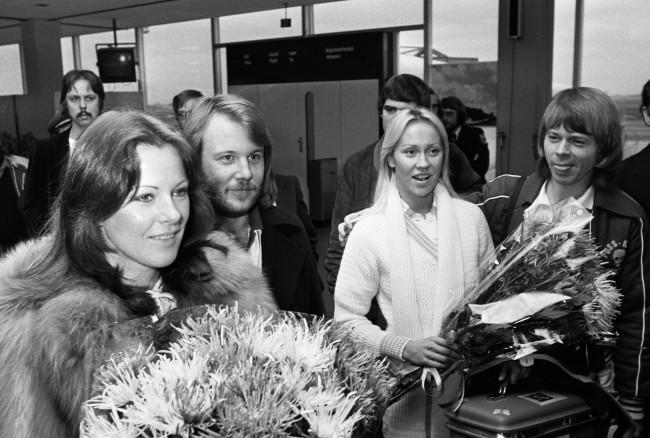 Sweden's first Eurovision winners Abba | ©doblecachanilla/Flickr