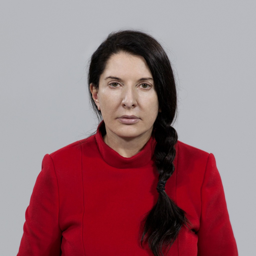 Marina Abramovic, The Artist is Present, Performance, 3 months, The Museum of Modern Art, New York, 2010 © Marina Abramovic/Bildupphovsrätt 2016. Photo: © Marco Anelli. Courtesy of the Marina Abramovic Archives