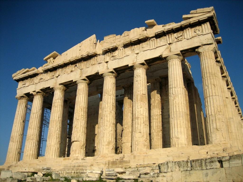 Parthenon | © PIxaBay