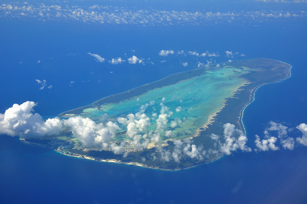 Aldabra Atoll the most remote part of the Seychelles Archipelago | ©simisa / wikipedia