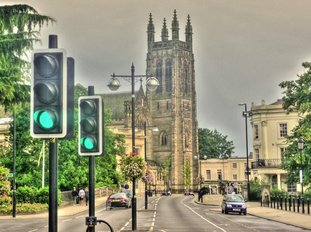 All Saints Church, Leamington