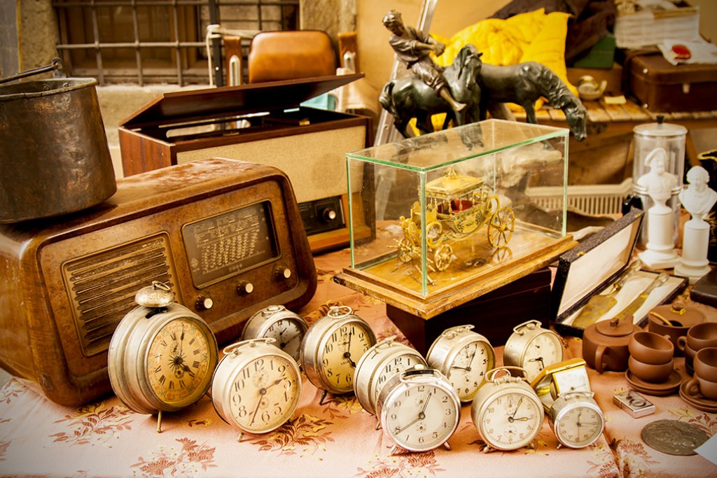 Antique Market | © Visit Tuscany/Flickr