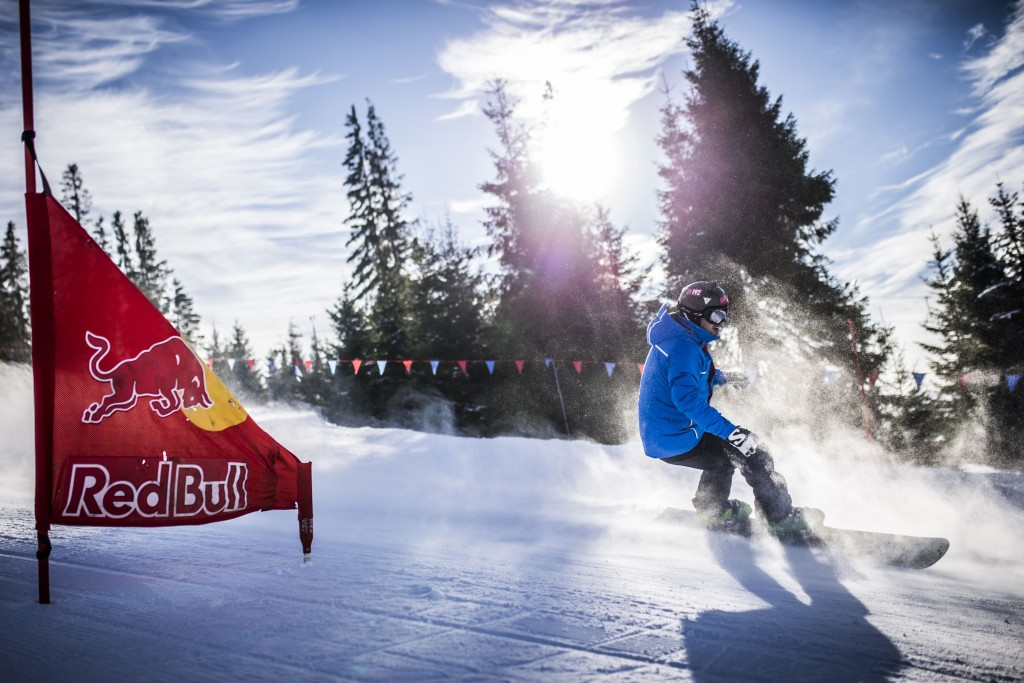 The Red Bull Zjazd Na Kreche in Jurgow, Poland | Courtesy of Red Bull Content Pool