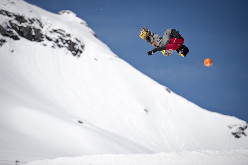 Mathias Weissenbacher seen on Kitzsteinhorn, Austria | Courtesy of Red Bull Content Pool