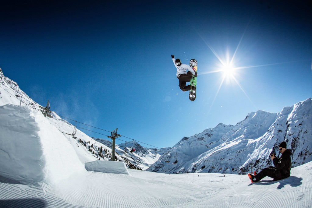 Markus Rohrbacher in action | Courtesy of Red Bull Content Pool
